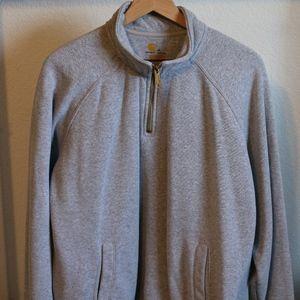 Carhartt 1/4 Zip Sweatshirt